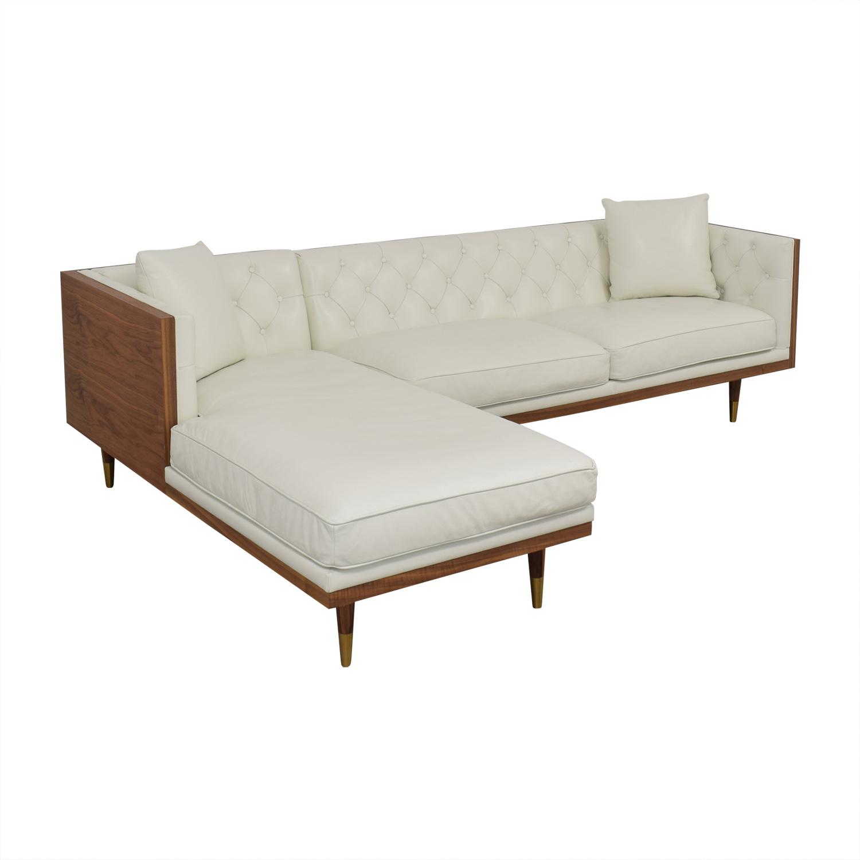 Kardiel Kardiel Woodrow Neo Sectional Sofa on sale