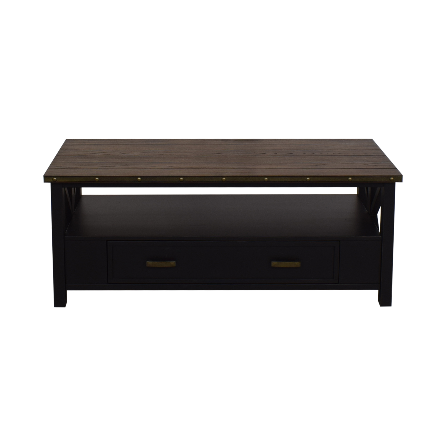 Raymour & Flanigan Raymour and Flanigan Brennan Coffee Table on sale