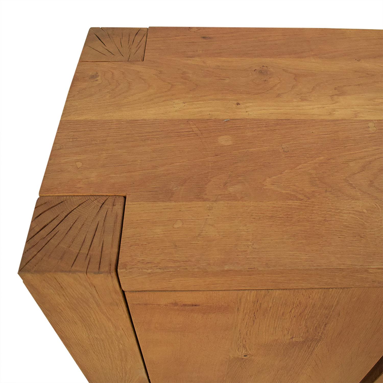 shop Crate & Barrel Big Sur Sideboard Crate & Barrel Storage