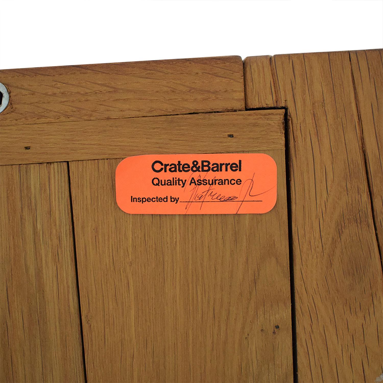 Crate & Barrel Big Sur Sideboard / Cabinets & Sideboards
