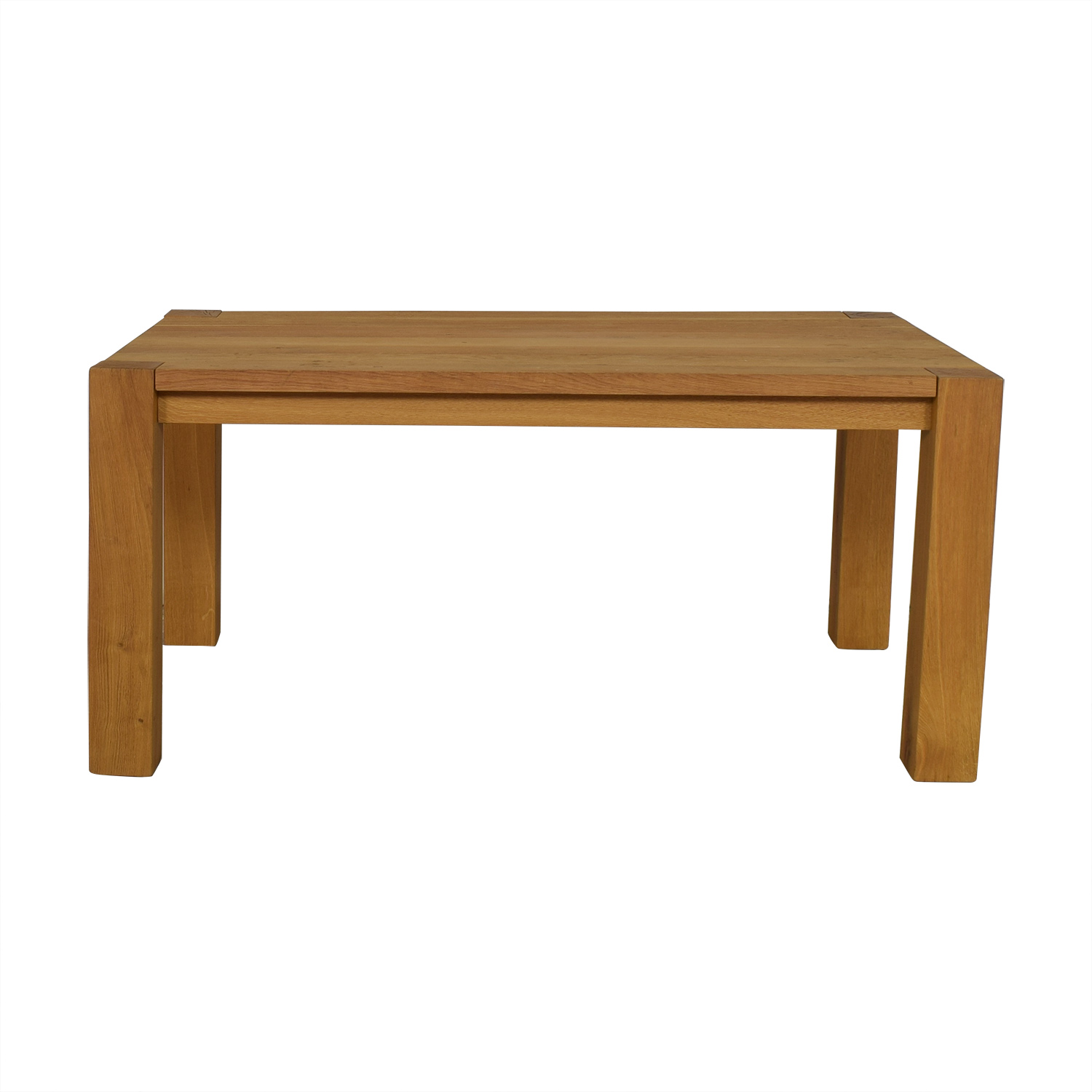 Crate & Barrel Crate & Barrel Big Sur Dining Table price