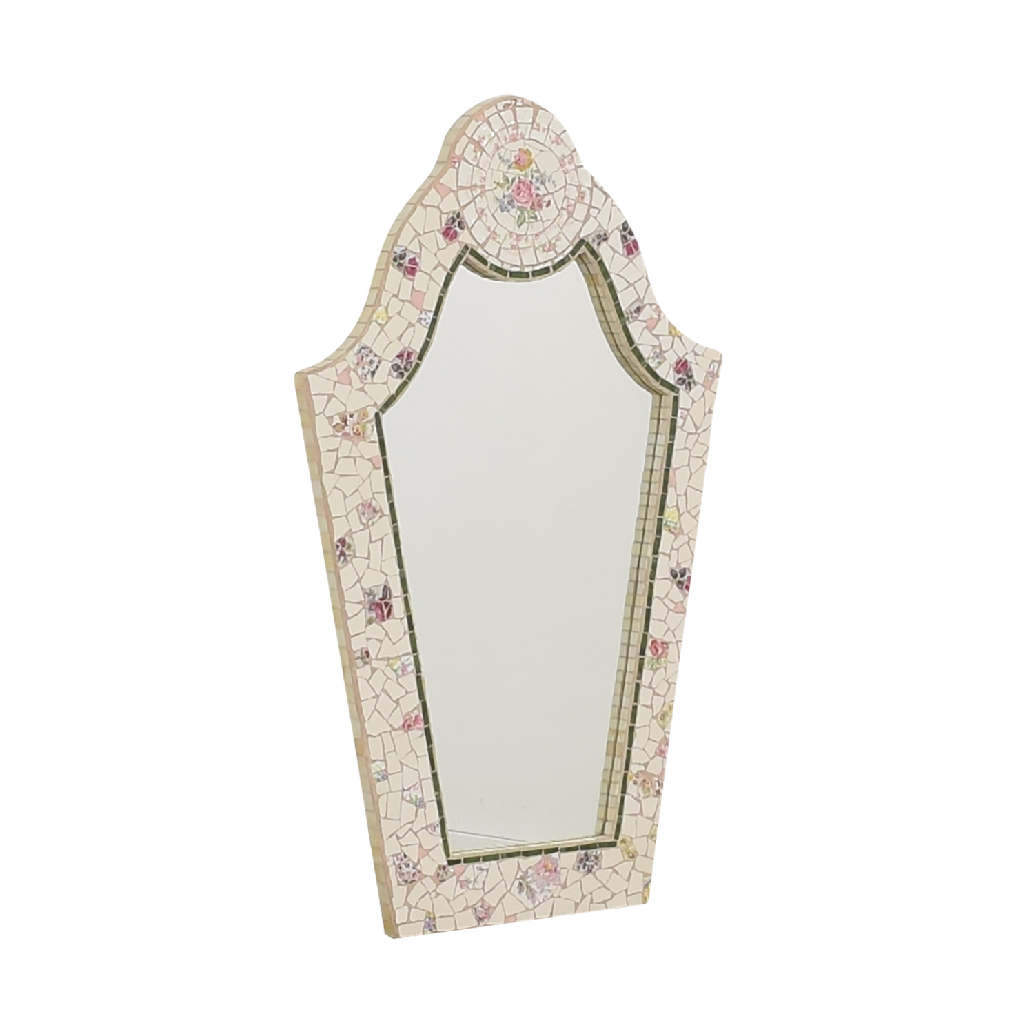 Mosaic Tile Mirror second hand