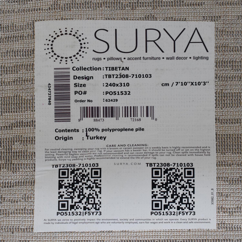 Surya Surya Tibetan Rug price