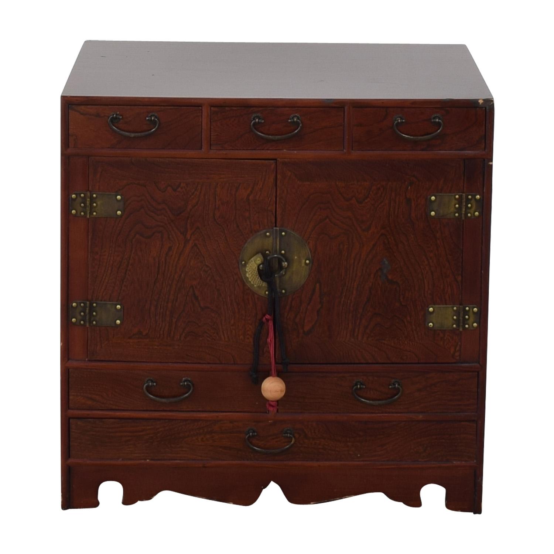 Gump's Gump's Bar Cabinet Cabinets & Sideboards