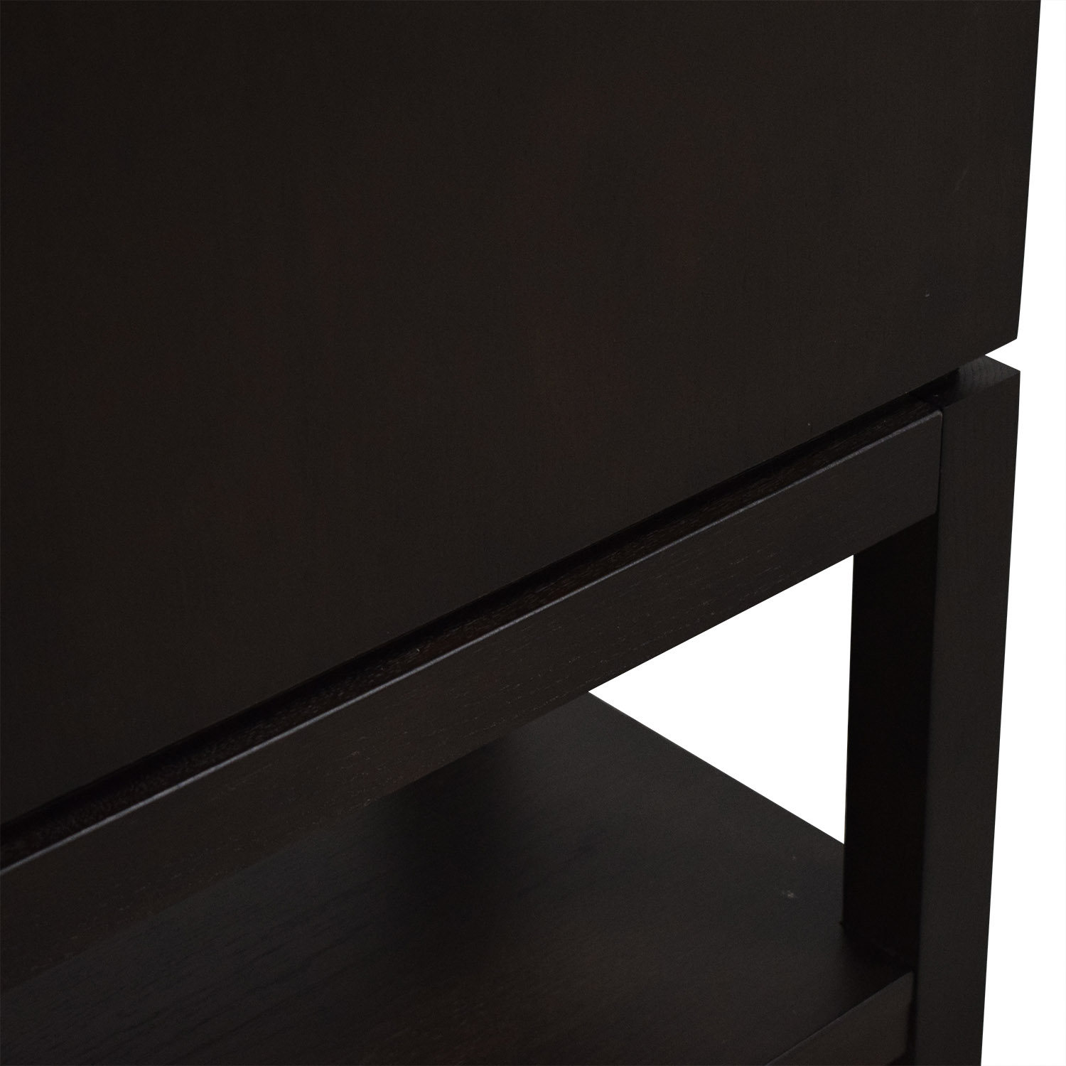 West Elm West Elm Parsons Buffet black