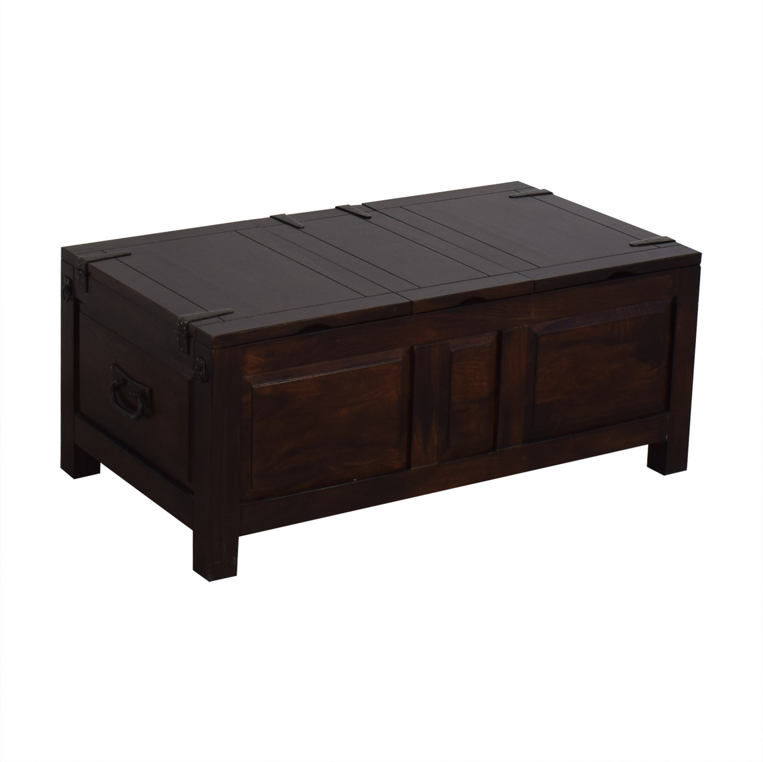 Crate and Barrel Trunk Table / Storage