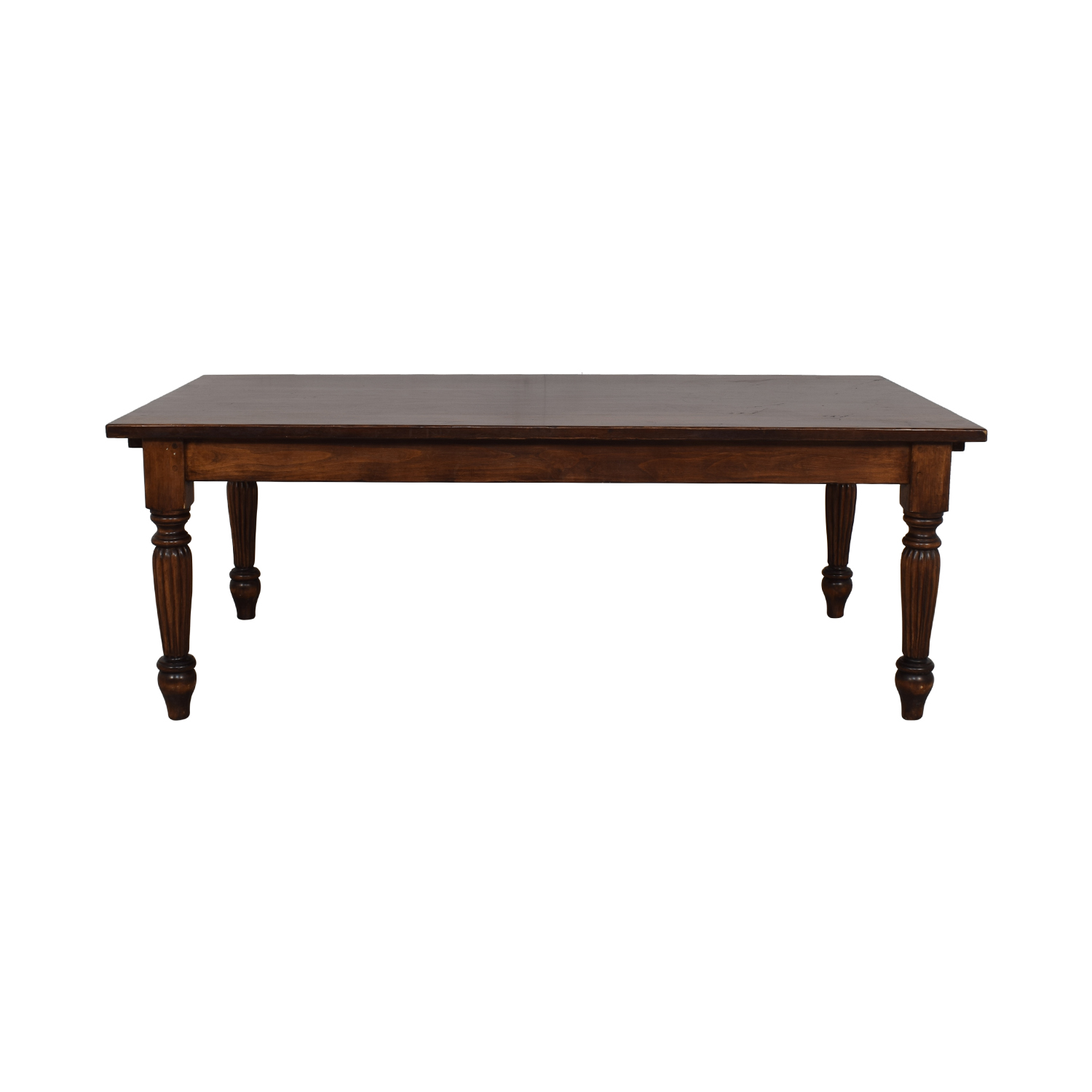 Rectangular Dining Table used