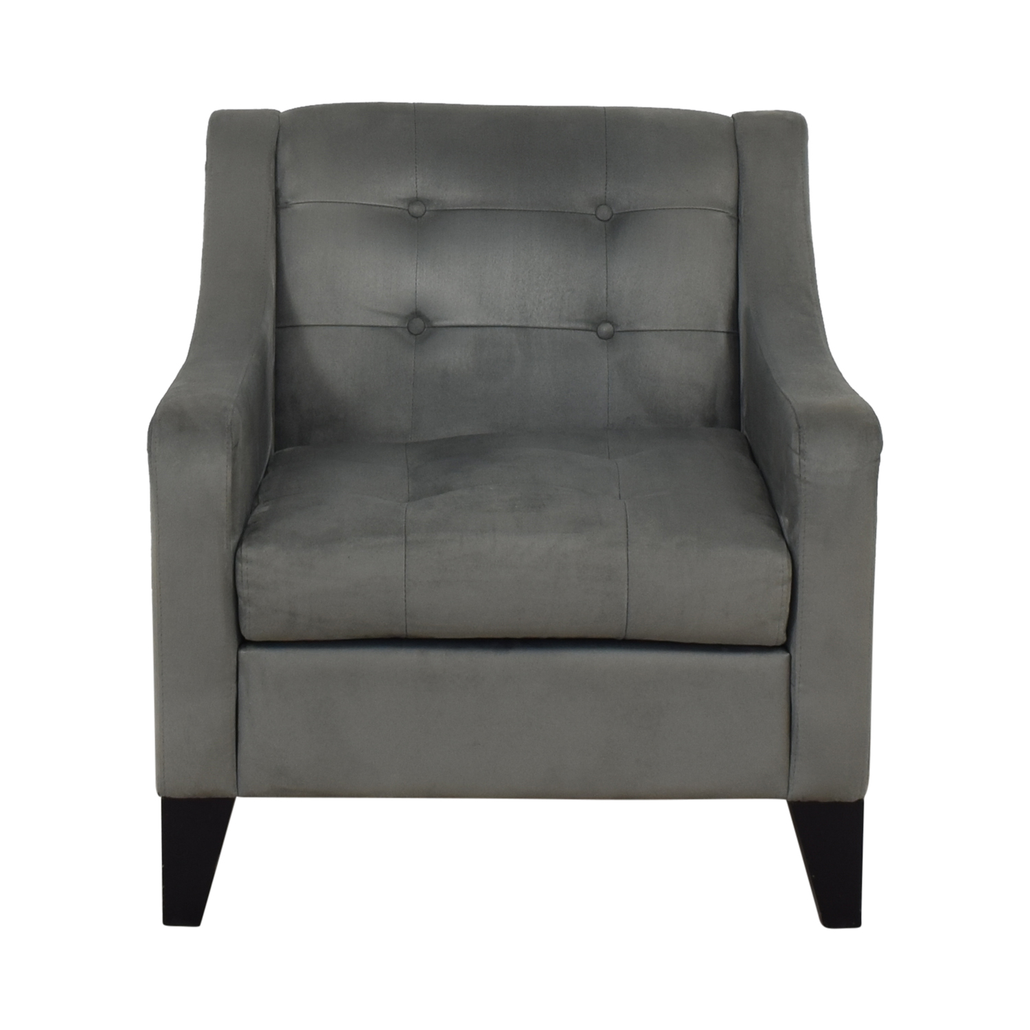 Urban Mode Urban Mode Microfiber Suede Armchair Accent Chairs