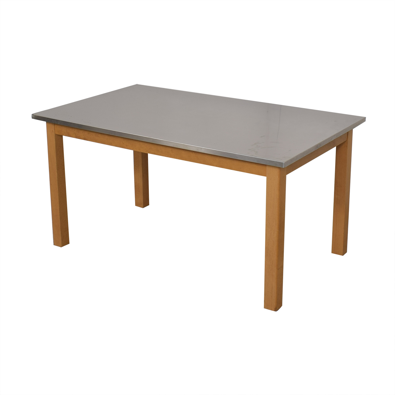 Pottery Barn Pottery Barn Dining Table second hand
