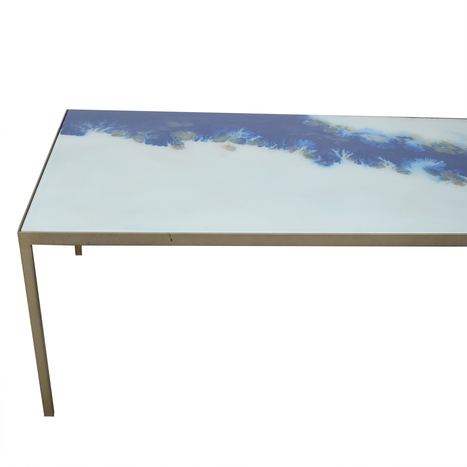 West Elm Cosmos Coffee Table sale