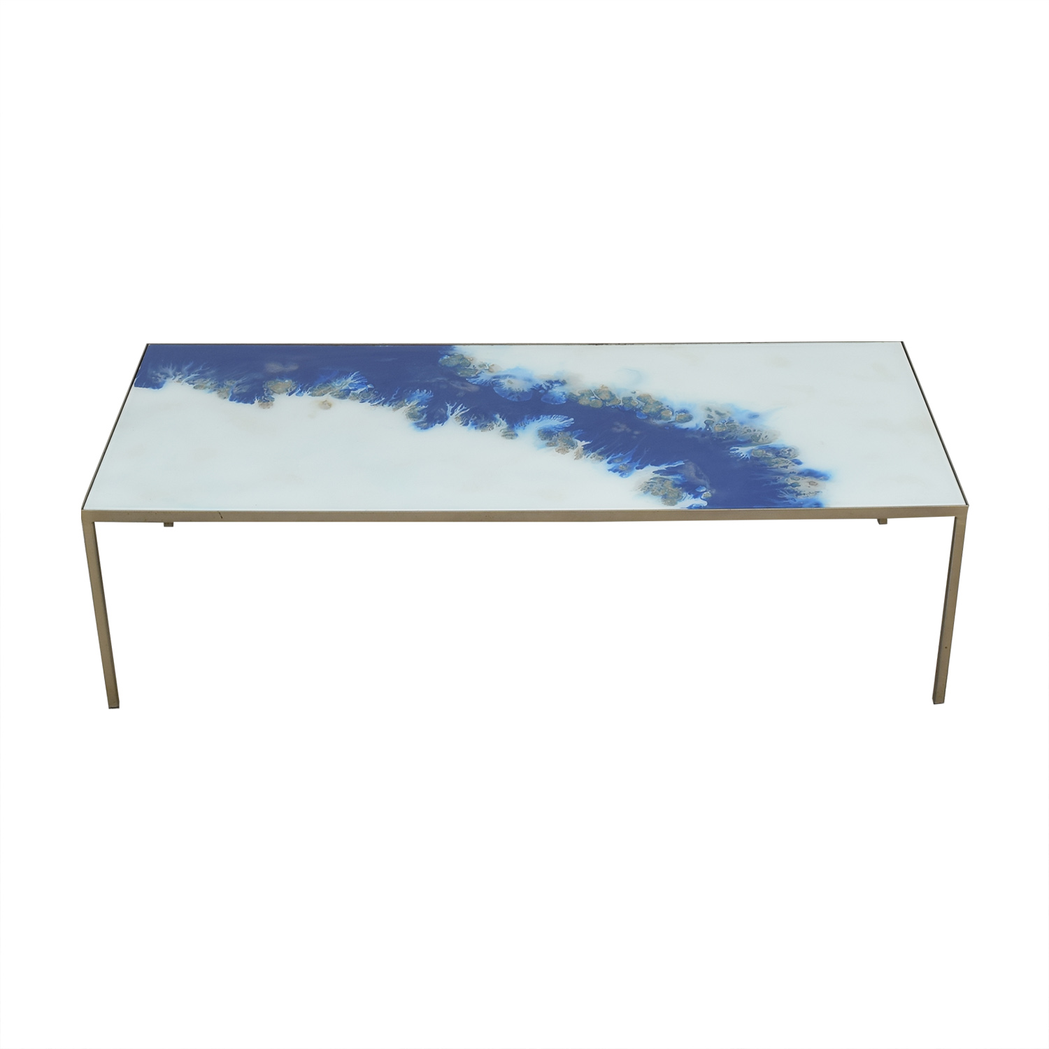 West Elm West Elm Cosmos Coffee Table multi