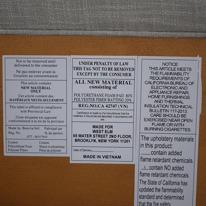 buy West Elm West Elm Modern Queen Bed online