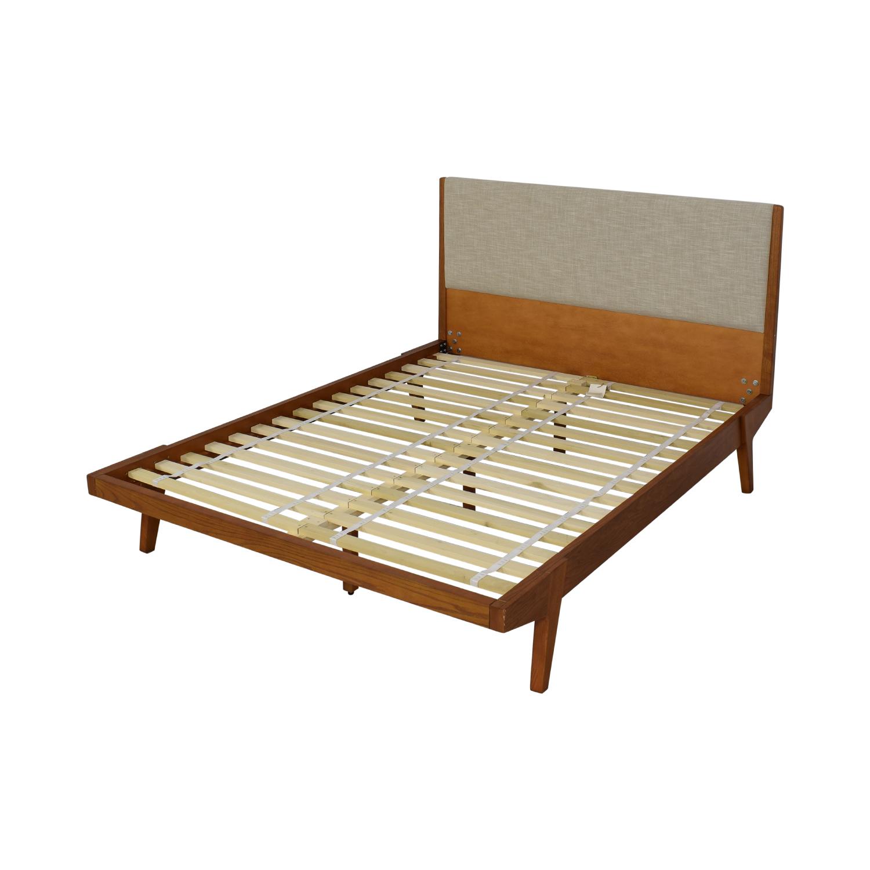 shop West Elm West Elm Modern Queen Bed online