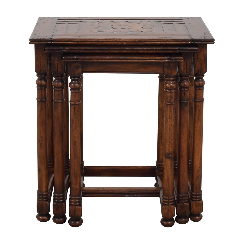 Jonathan Charles Jonathan Charles Nesting End Table Tables