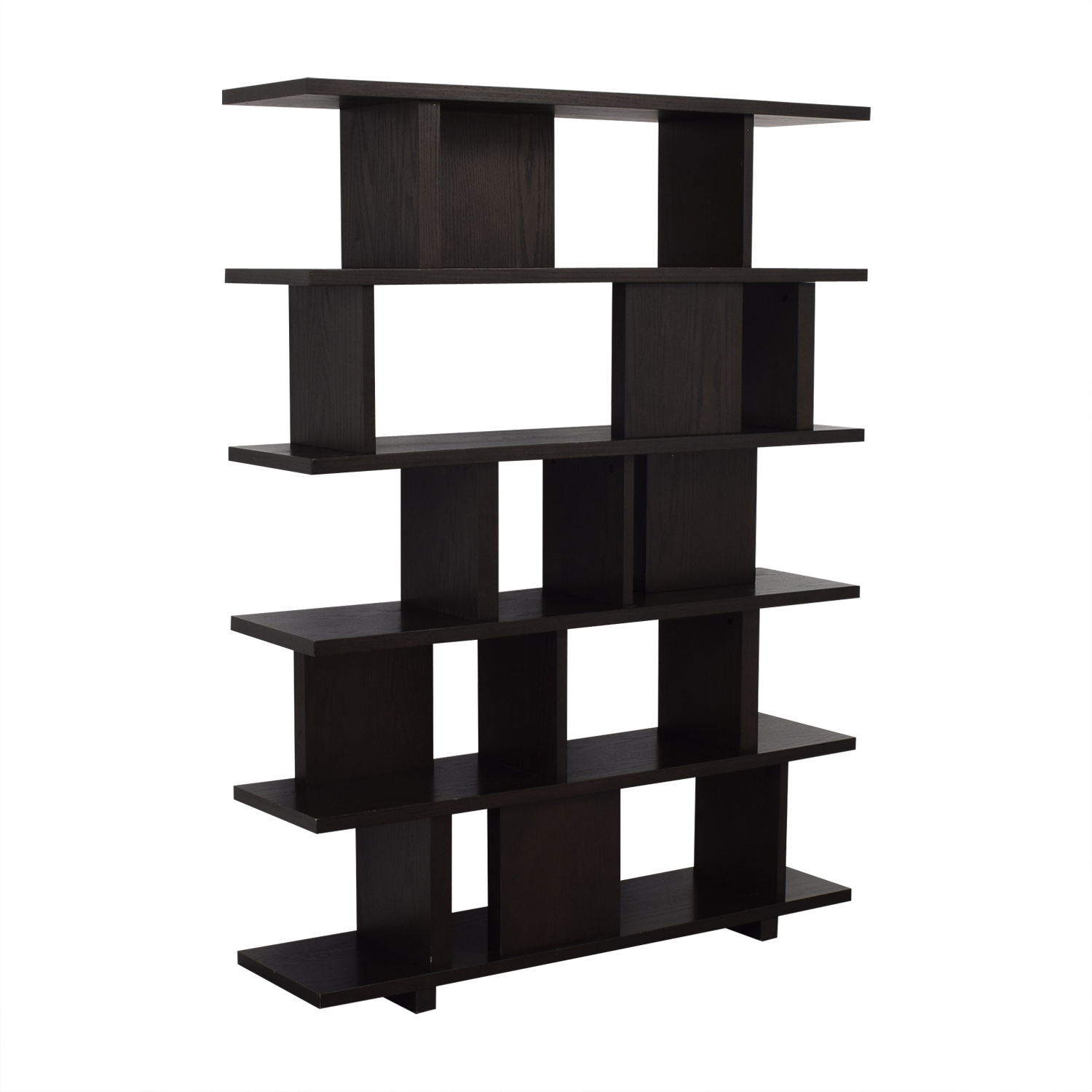 Modern Room Divider Bookshelf / Storage
