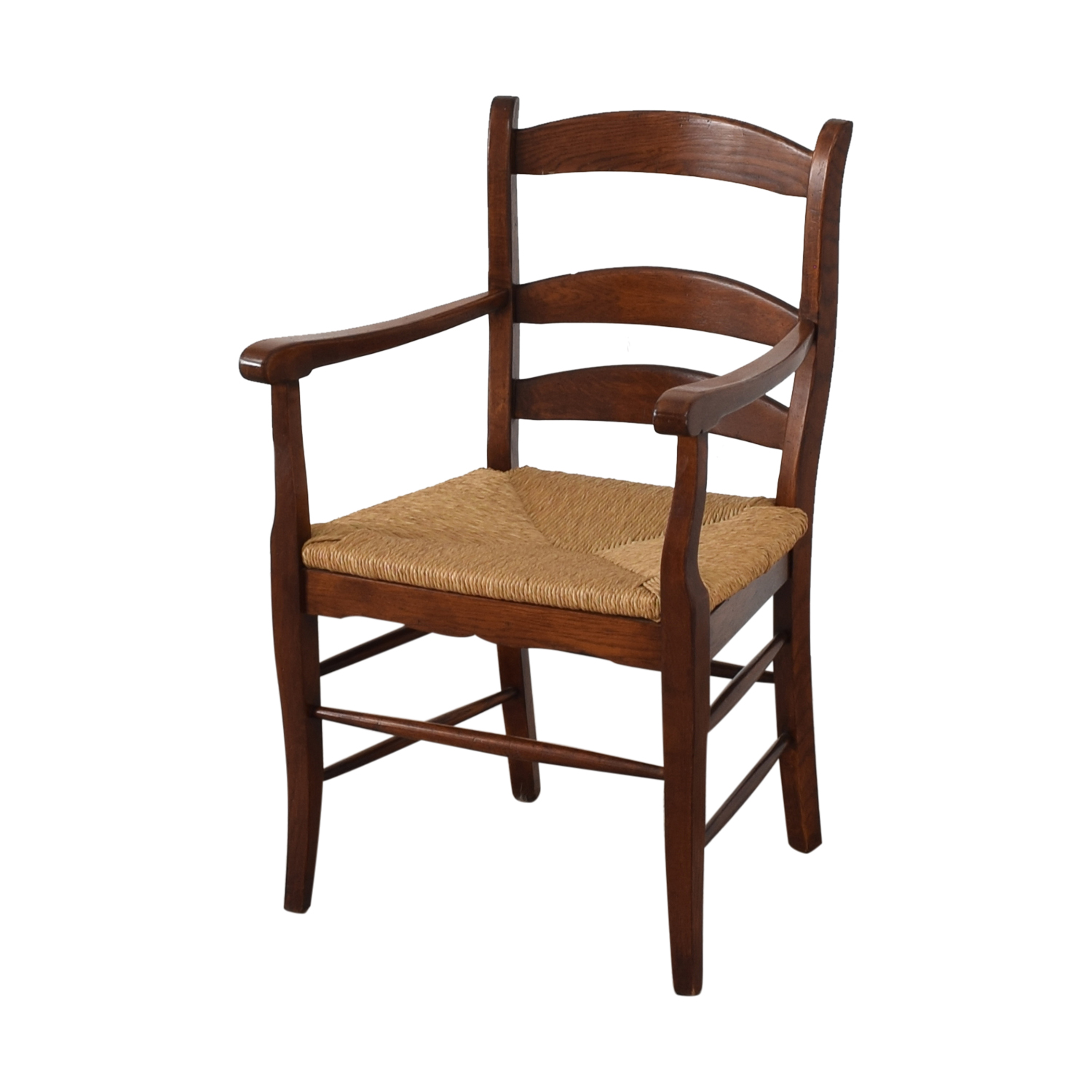 buy  Ladder Style Rush Seat Dining Chairs online