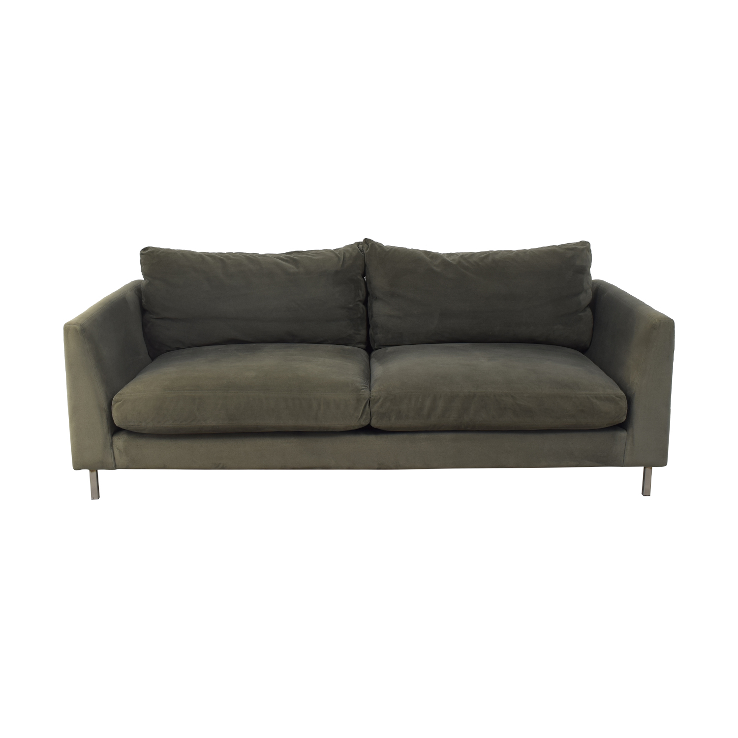 Room & Board Room & Board Bryce Two Cushion Sofa nj