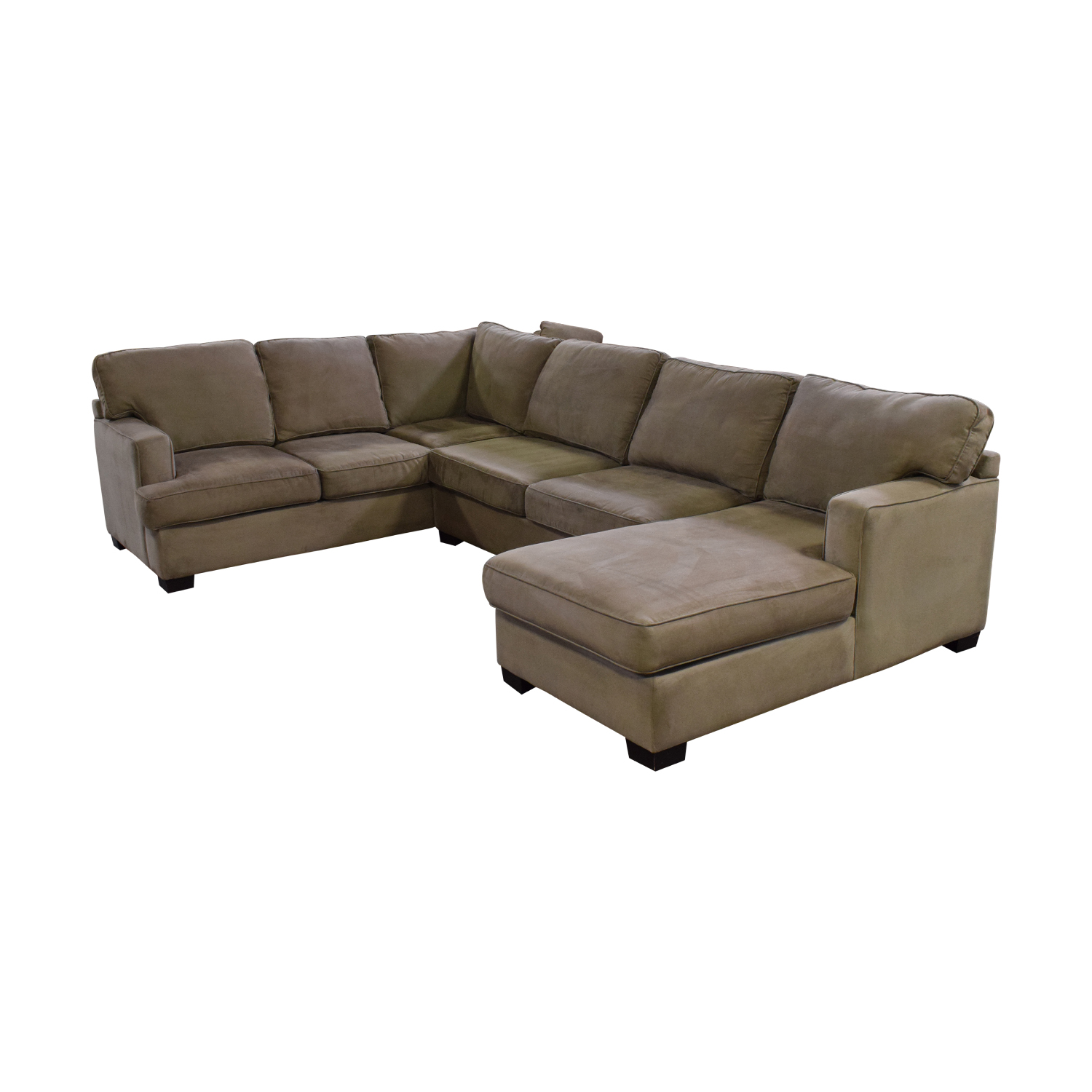 Bloomingdale's Bloomingdale's Sectional Sofa with Chaise coupon