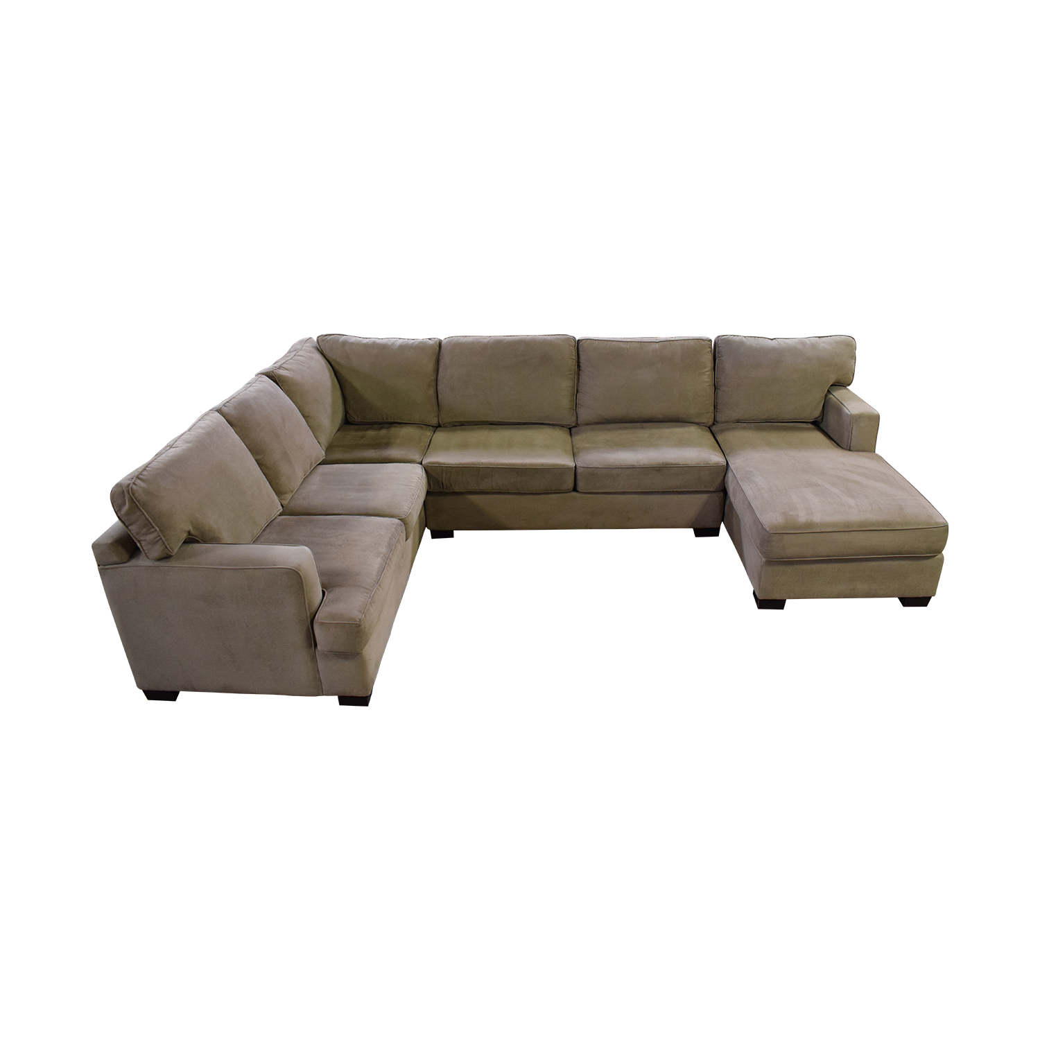 Bloomingdale's Bloomingdale's Sectional Sofa with Chaise nj