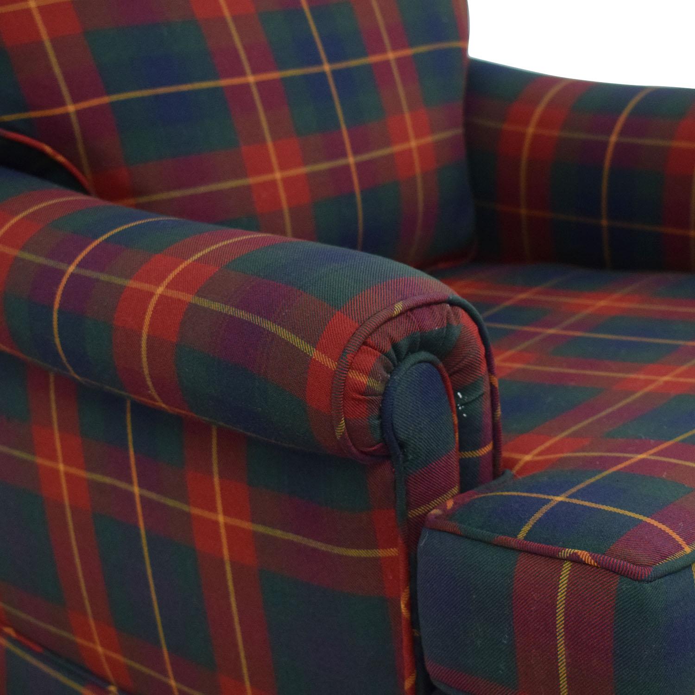 Swivel Rocker Chair used