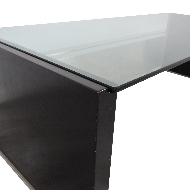shop Tecno Minimalist Office Desk Tecno Tables