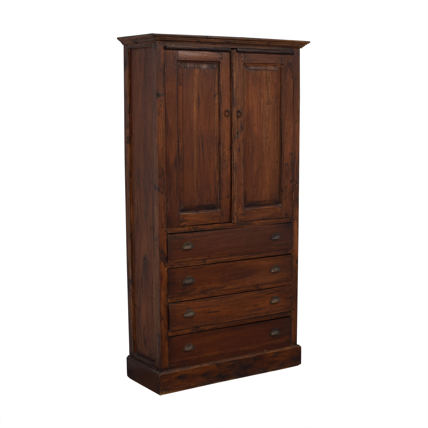Four Drawer Armoire sale