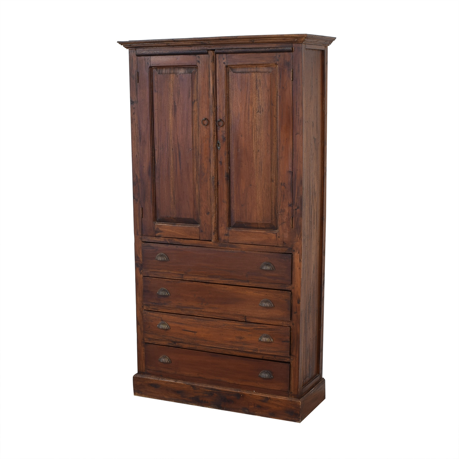 Four Drawer Armoire nyc
