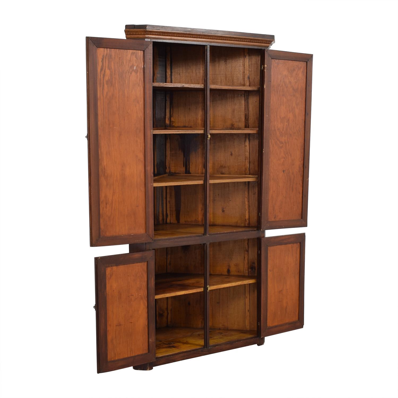 buy Four Door Corner Armoire