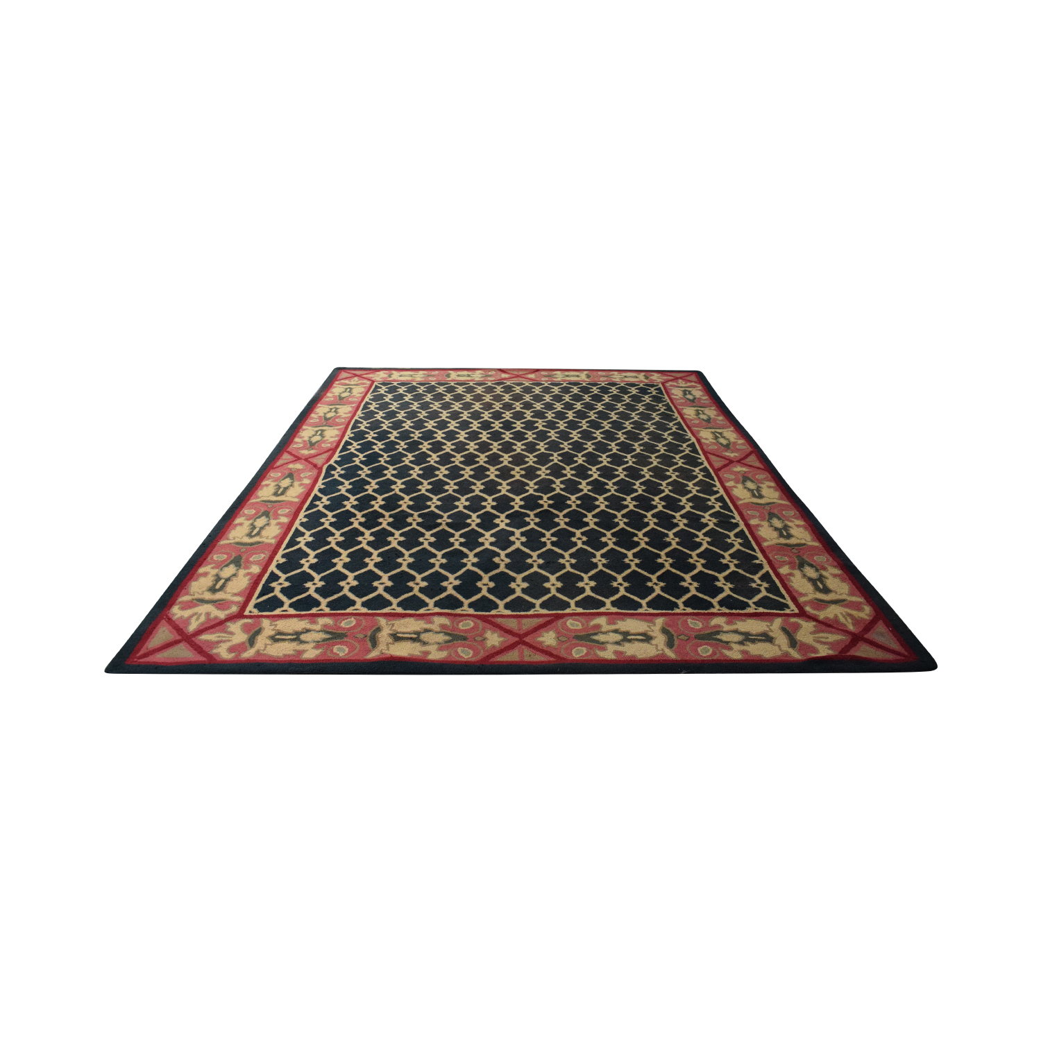 ABC Carpet & Home ABC Carpet & Home Windsor Wool Rug Decor