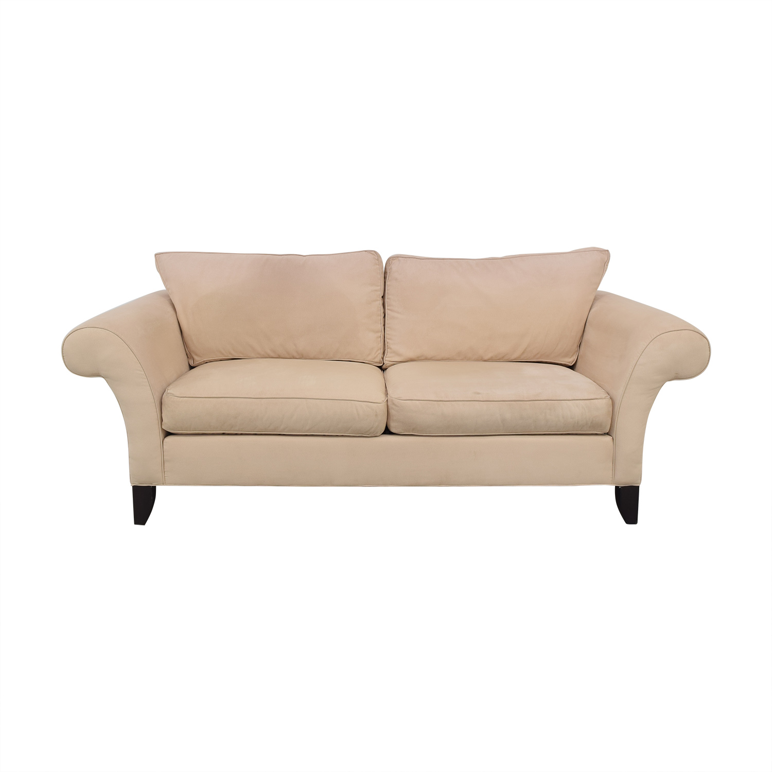 Ethan Allen Ethan Allen Roll Arm Sofa ct