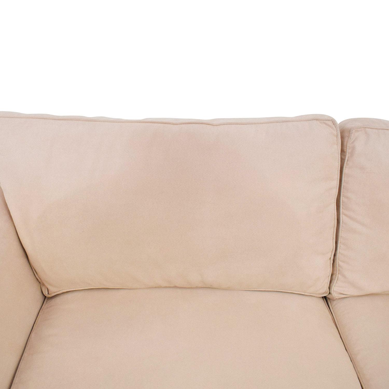 Ethan Allen Ethan Allen Roll Arm Sofa for sale