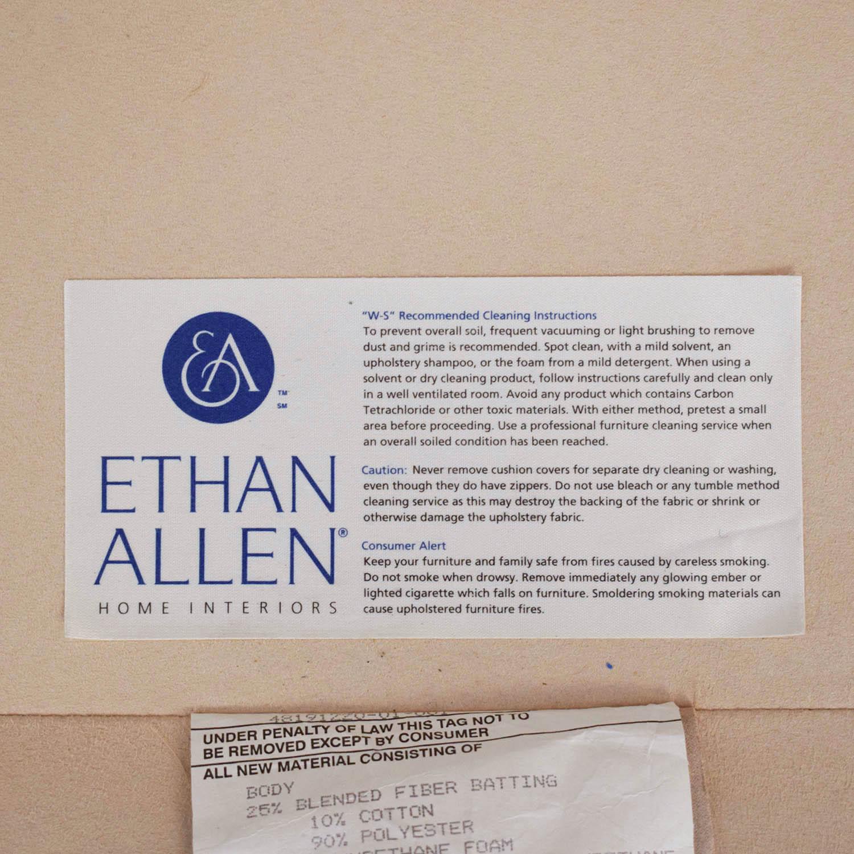 shop Ethan Allen Roll Arm Sofa Ethan Allen Sofas