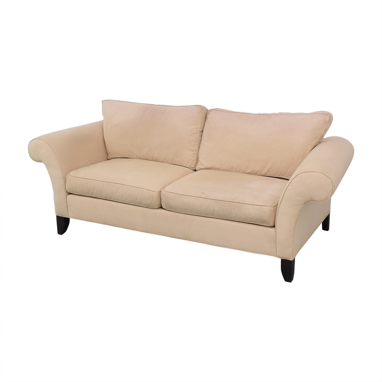 buy Ethan Allen Ethan Allen Roll Arm Sofa online