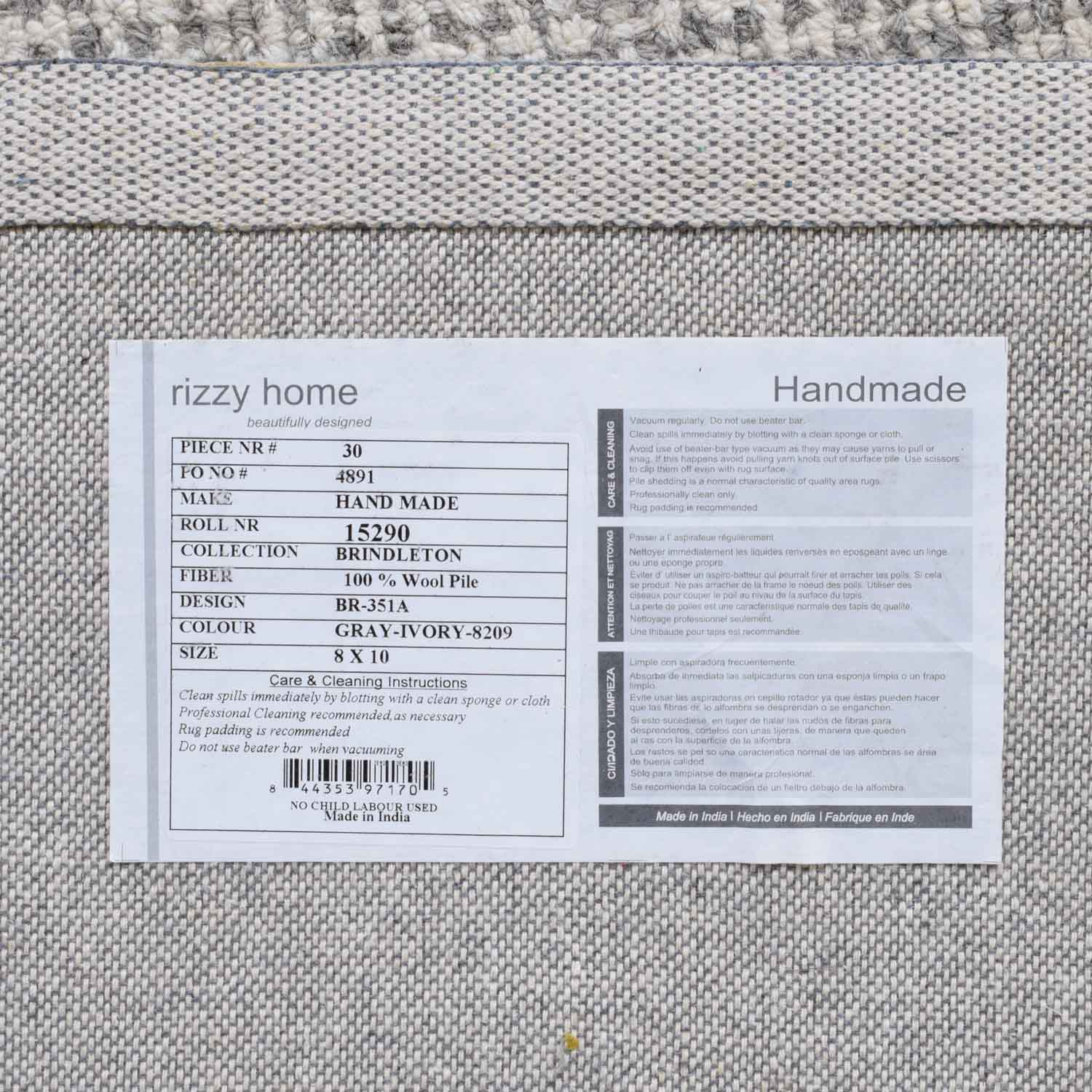 buy Rizzy Home Brindleton Area Rug RizzyHome Rugs