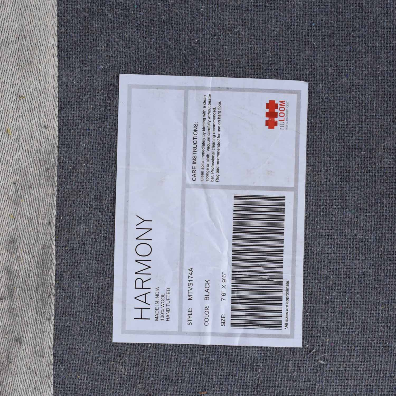 nuLOOM nuLOOM Hand Tufted Kellee Harmony  Rug used