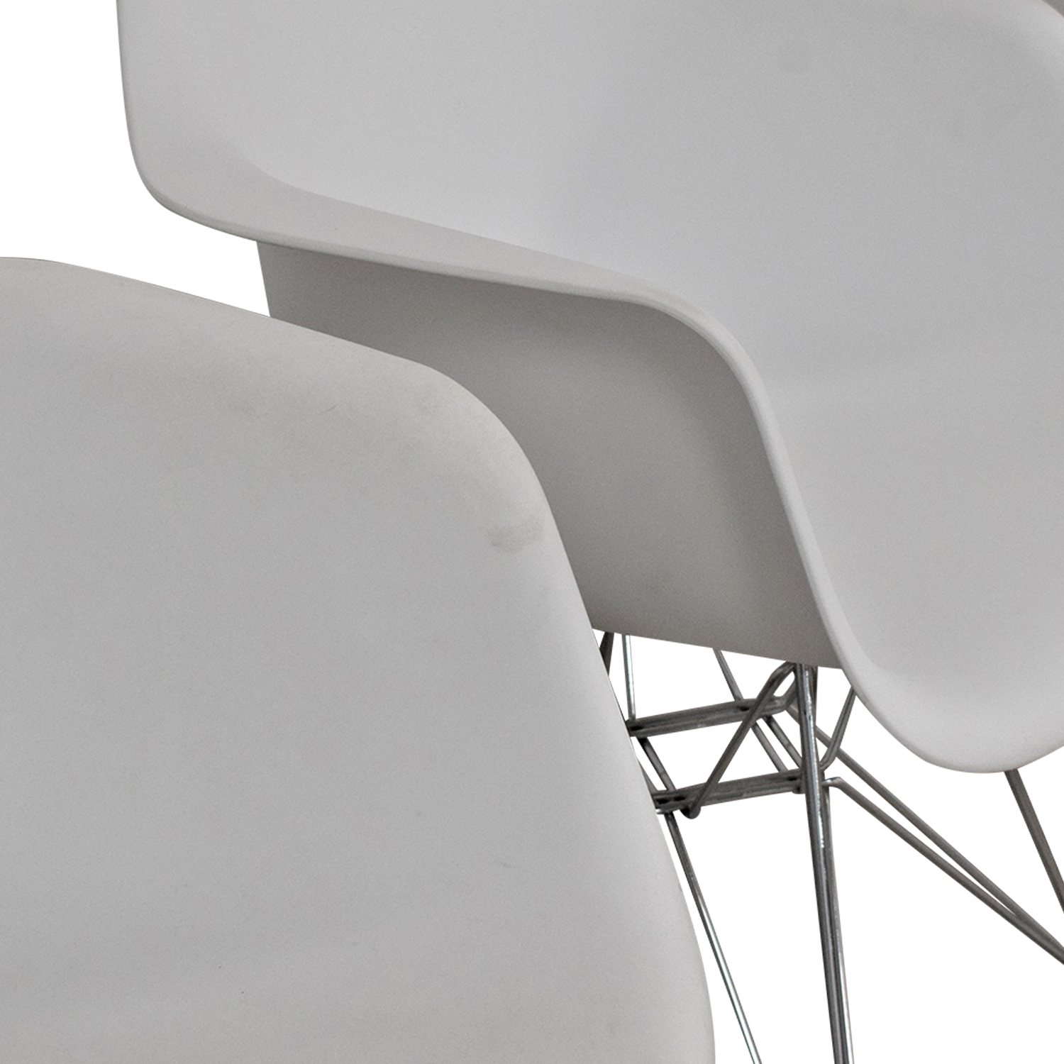 Modway Modway Paris Dining Chairs used