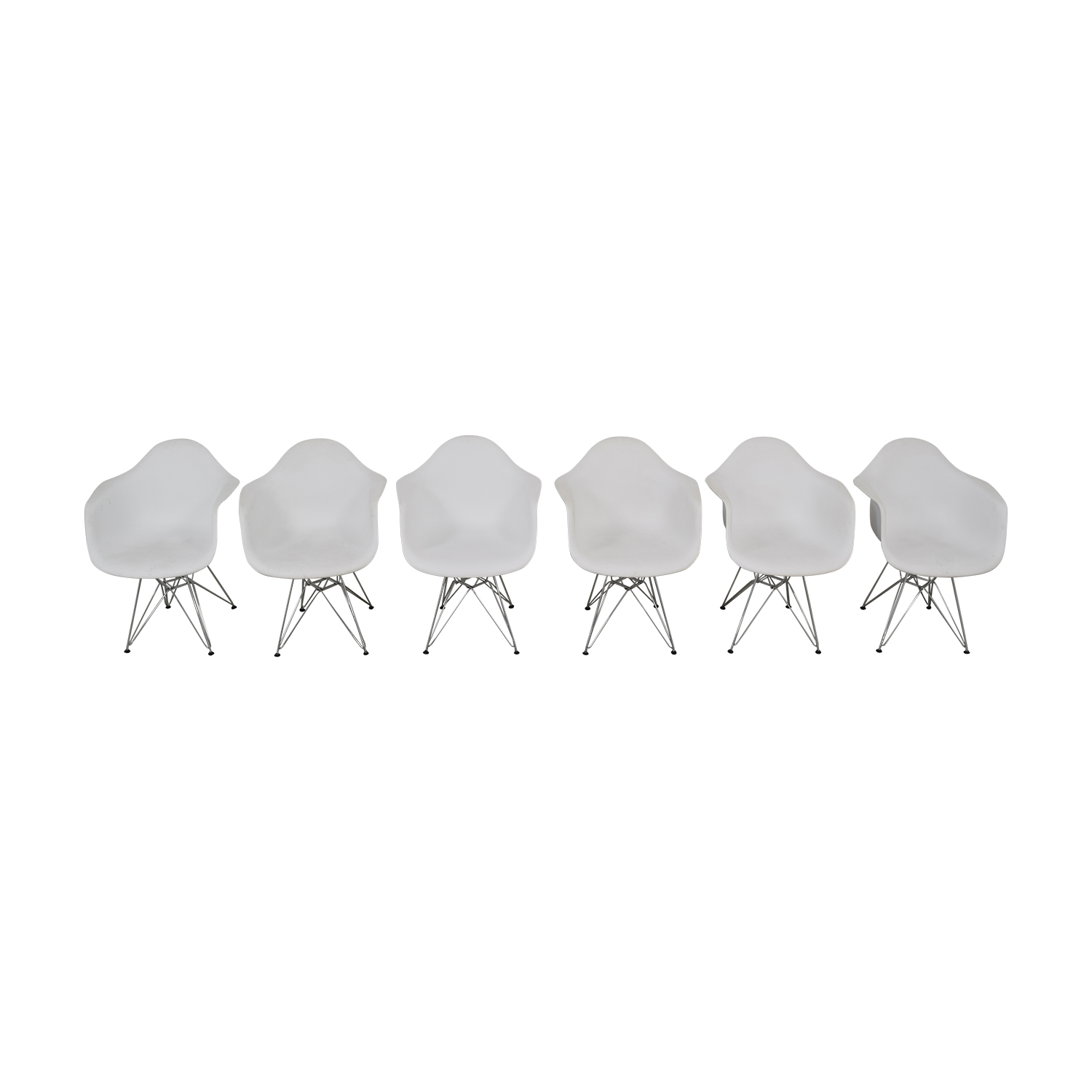Modway Modway Paris Dining Chairs second hand