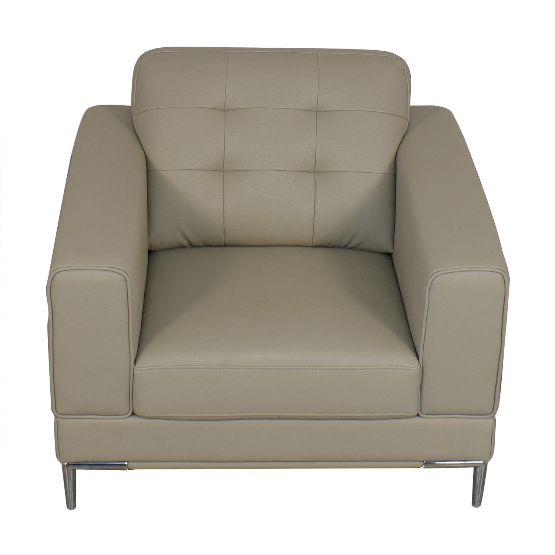 Modani Modern Lounge Chair / Accent Chairs