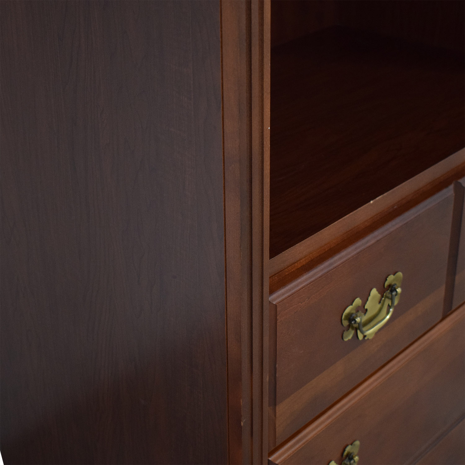 Broyhill Furniture Broyhill Book Case with Light on sale