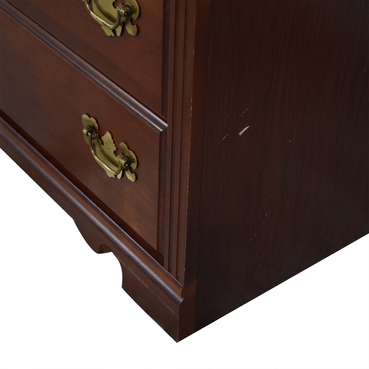 shop Broyhill Book Case with Light Broyhill Furniture Bookcases & Shelving