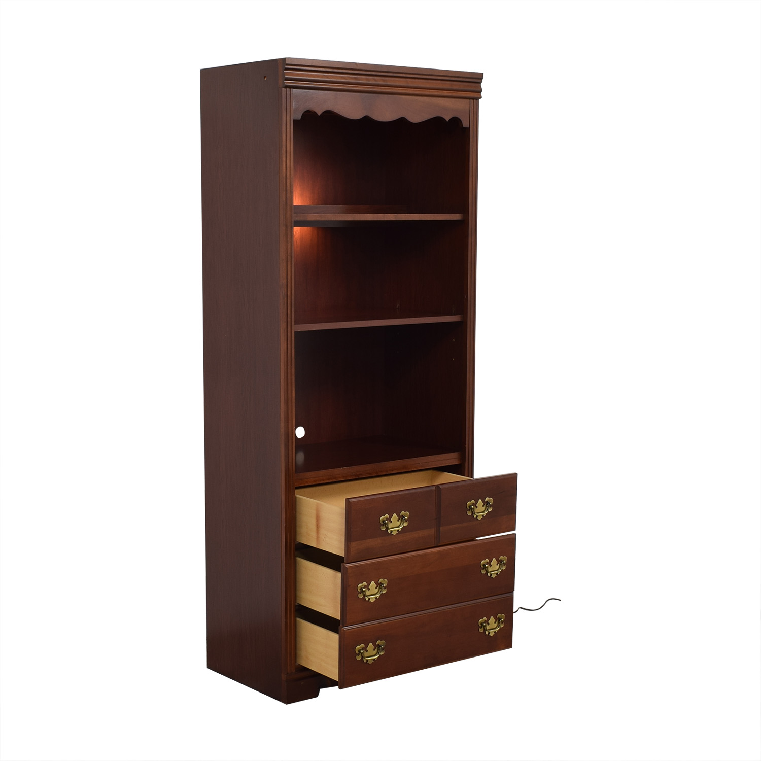 buy Broyhill Furniture Broyhill Book Case with Light online