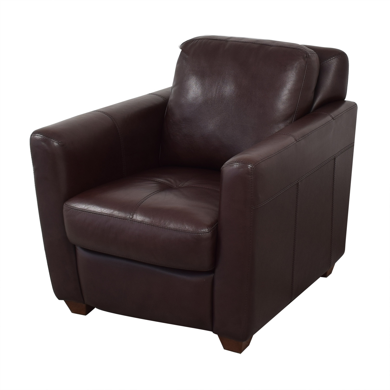 Strange 70 Off Chateau Dax Macys Modern Club Chair Chairs Inzonedesignstudio Interior Chair Design Inzonedesignstudiocom