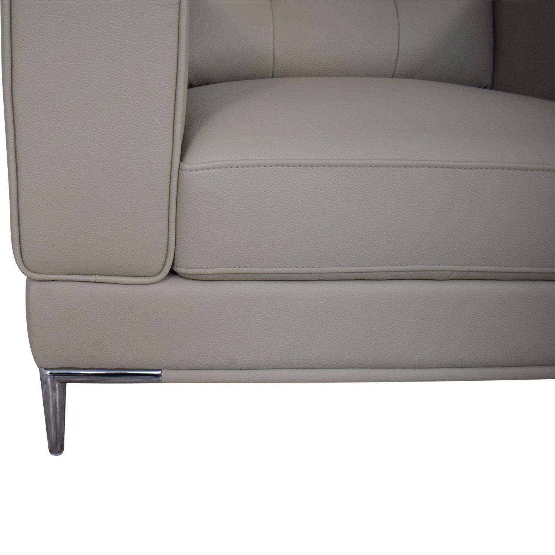 buy Modani Modern Lounge Chair Modani Accent Chairs
