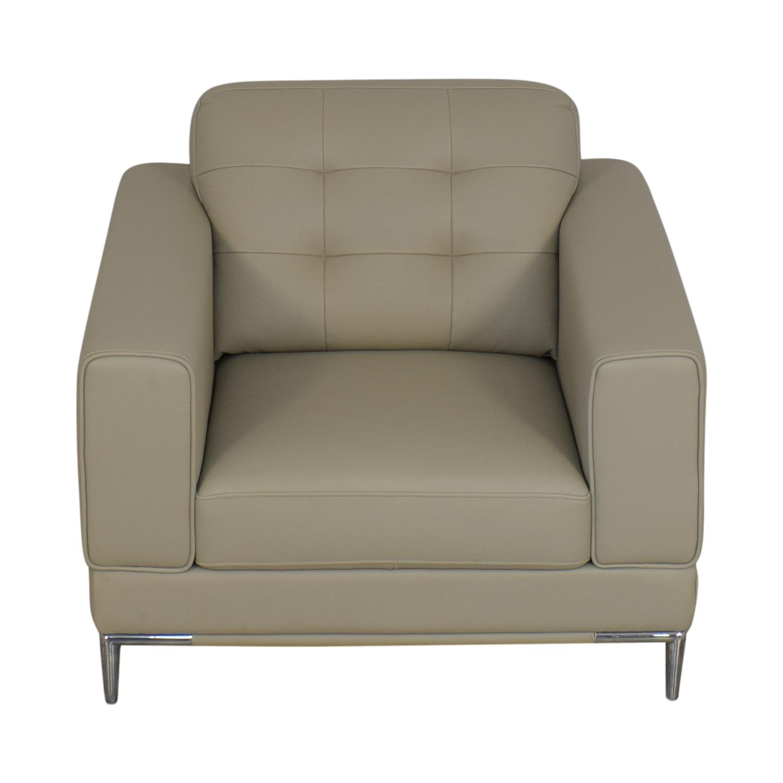 shop Modani Modern Lounge Chair Modani Accent Chairs