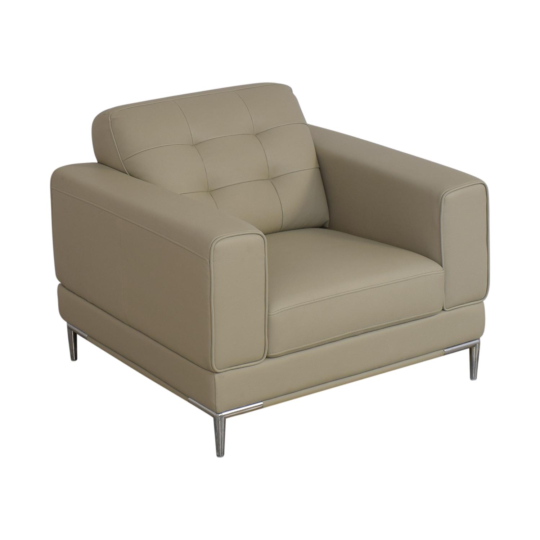 Modani Modani Modern Lounge Chair dimensions