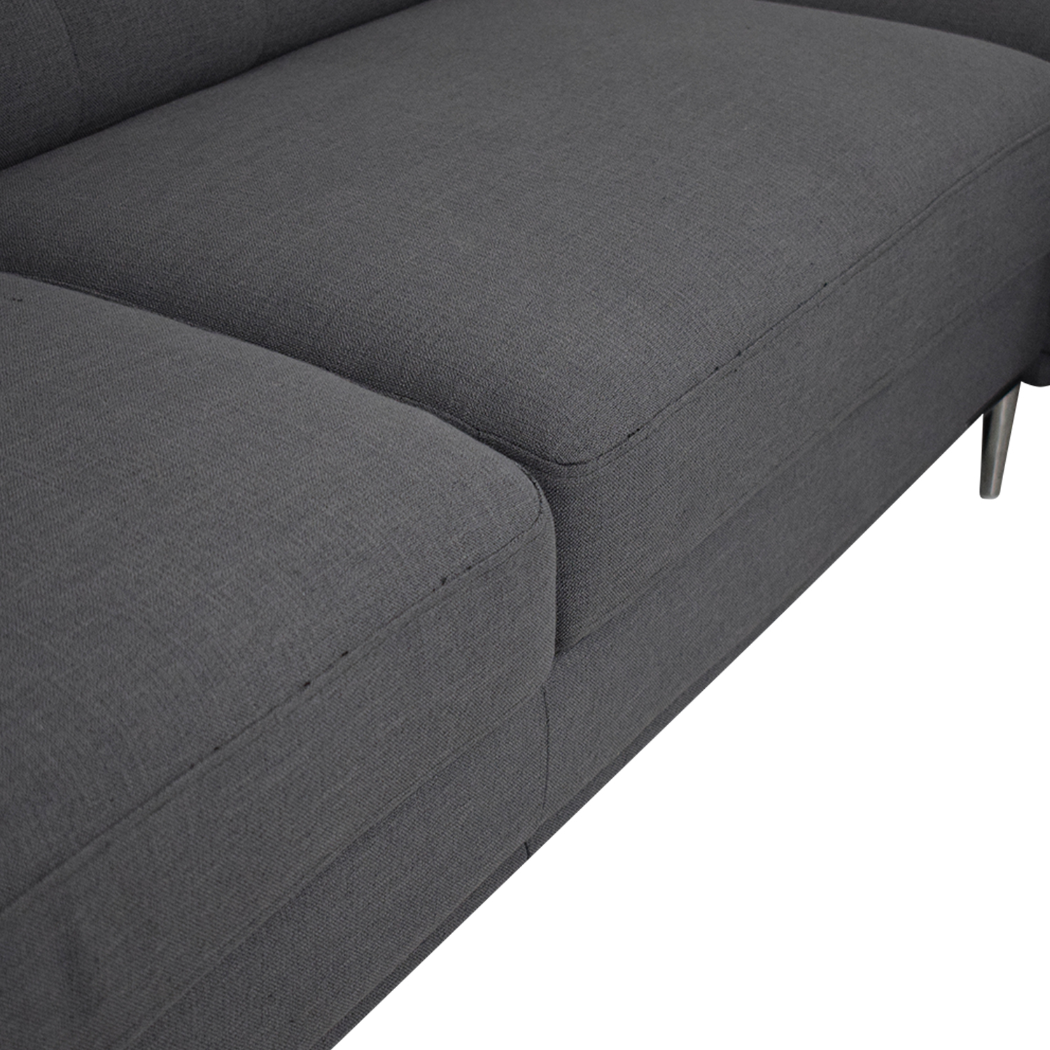 buy Modani Sectional Sofa with Chaise Modani Sectionals