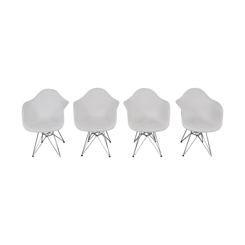 Modway Modway Paris Mid Century Modern Chairs on sale