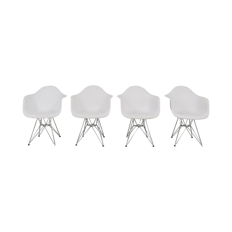 buy Modway Modway Paris Mid Century Modern Chairs online
