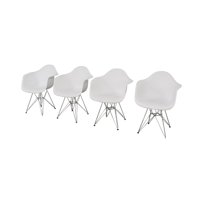 Modway Modway Paris Mid Century Modern Chairs ma