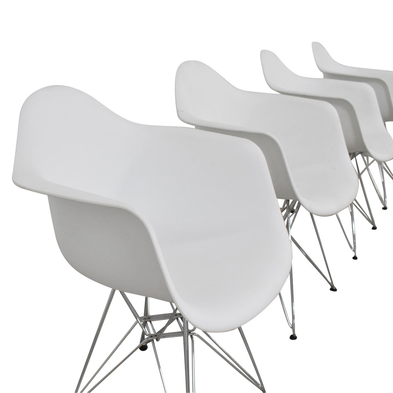 shop Modway Paris Mid Century Modern Chairs Modway